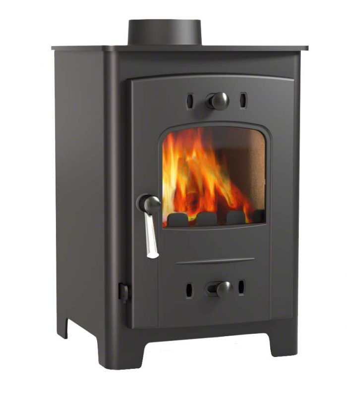 how to use a woodburner