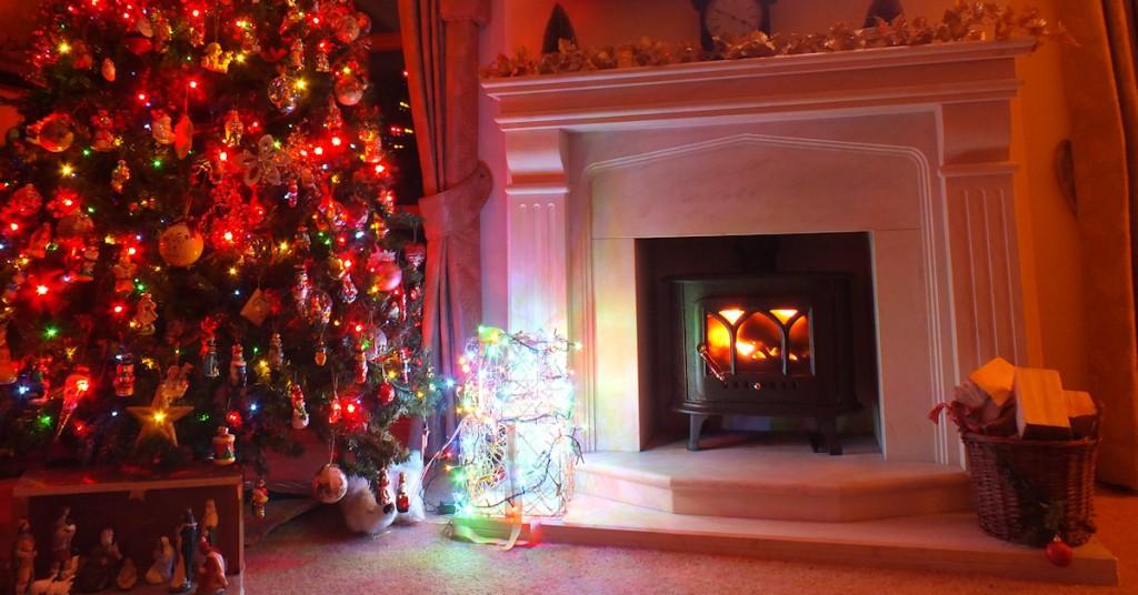 stove christmas