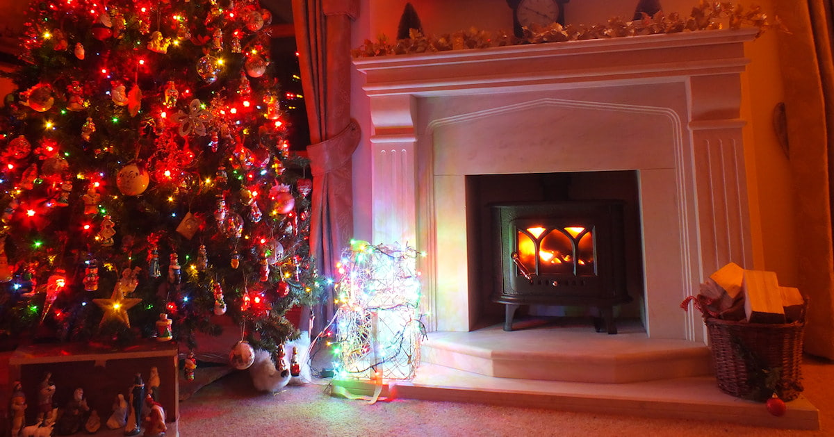 How To Save Money At Christmas As A Wood Burning Stove Owner