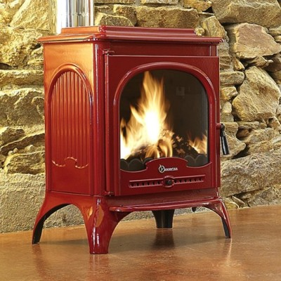 Invicta Sevilla Holiday Cottage Woodburner