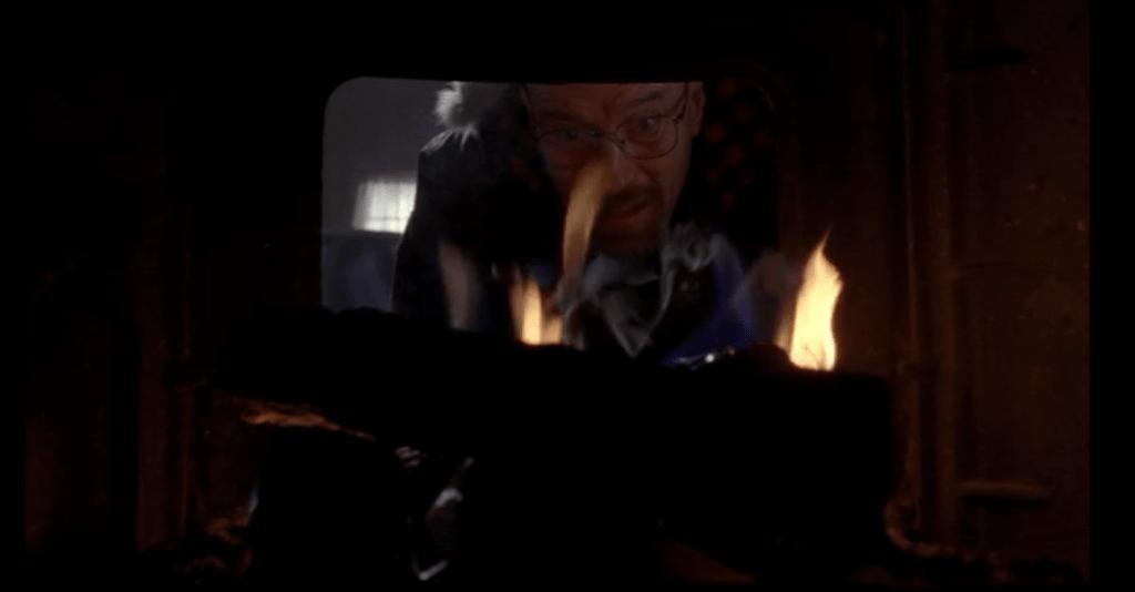 Walter White Wood Burning Stove Breaking Bad