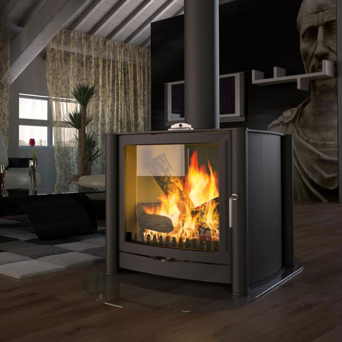 Five Of The Best Double Fronted Stoves