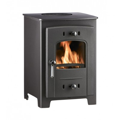 Installing A Wood Burning Stove In A Static Caravan Or