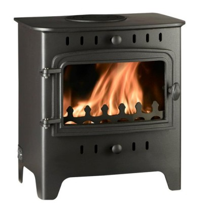 Villager C Flat Wood Burning Stove
