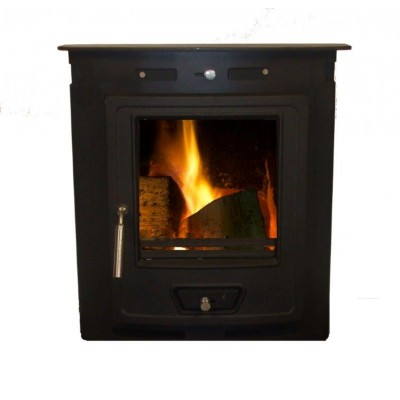 Inset Log Burners - Mazona Crete