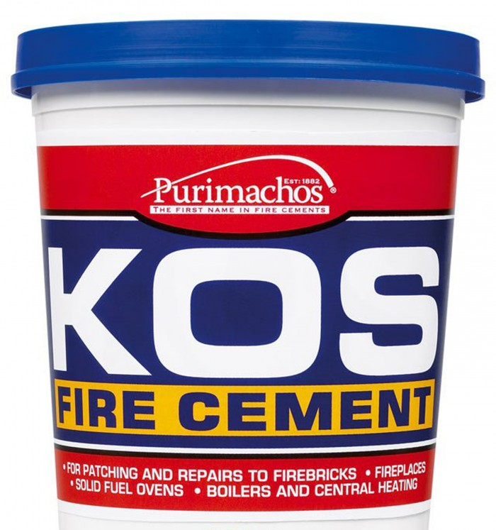 KOS Fire Cement tub