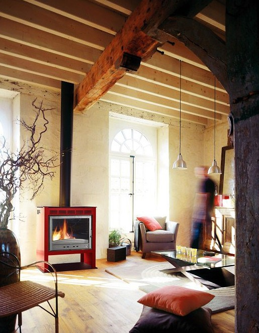 5 outstanding woodburners for barn conversions and large