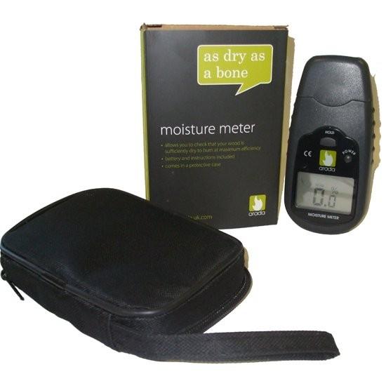 Moisture Meter Woodburner