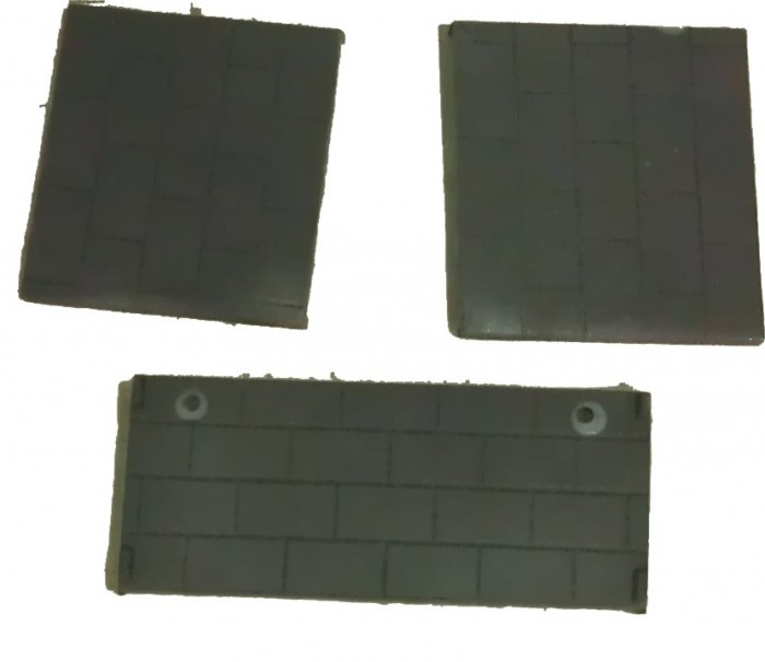 cast iron fire bricks