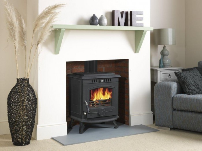 Wrap Around Boiler Or Fixed Boiler For Wood Burning Stoves