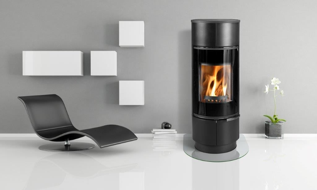 5 of the best round and cylindrical wood-burning stoves