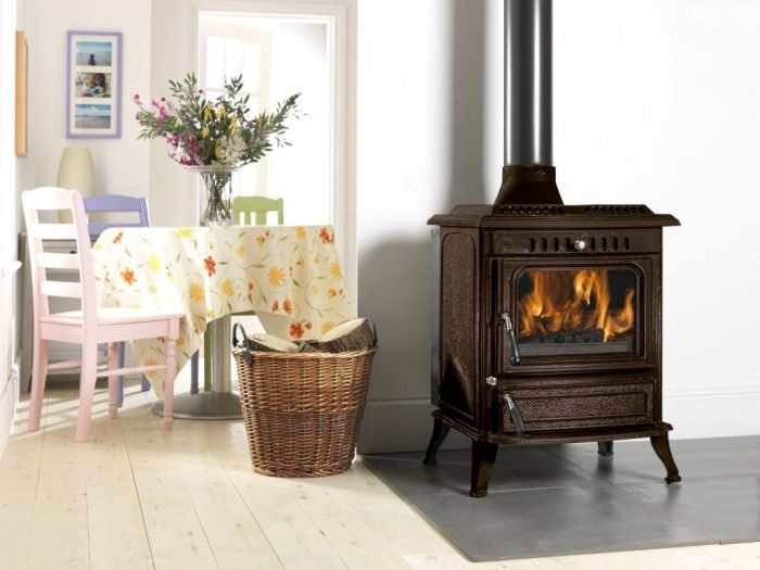 Arizona Nevada Brown Boiler Stove