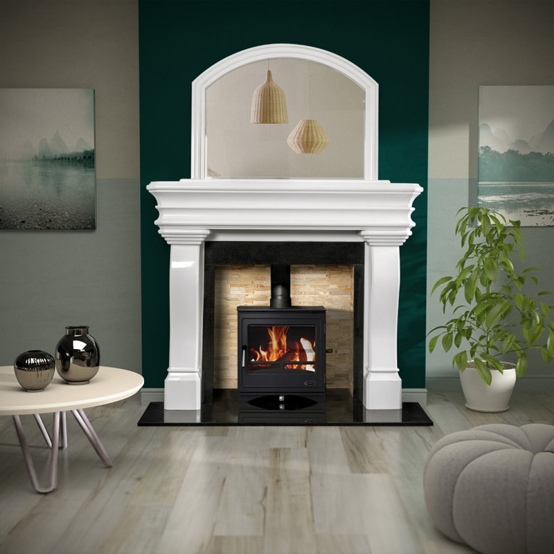 Mazona Oxford 5 Multi Fuel Wood Burning Stove