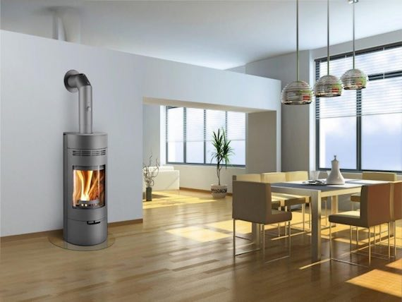 Why buy a woodburner in summer?