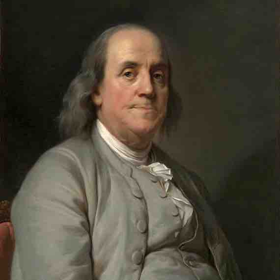 Benjamin Franklin, Who Invented The Wood-Burning Stove