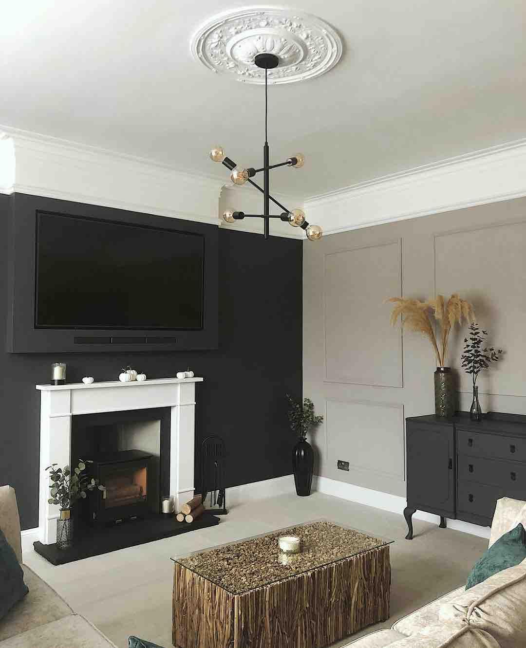 Woodburner Fireplace Ideas Design And Decor Inspiration