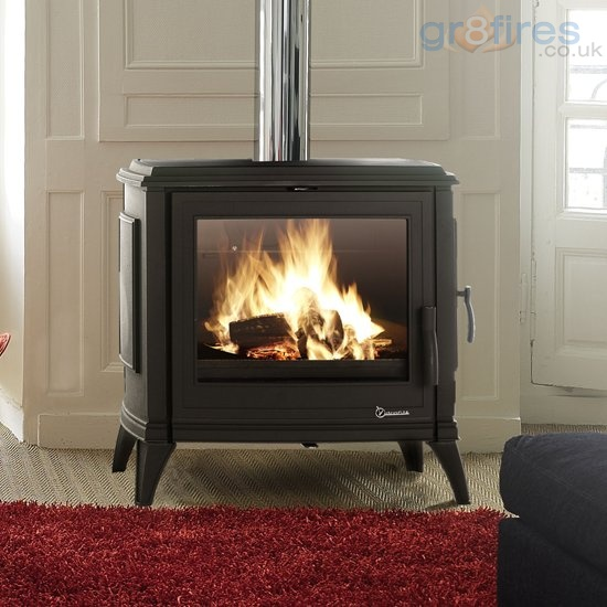 5 ways a wood-burning stove can cheer you up this winter