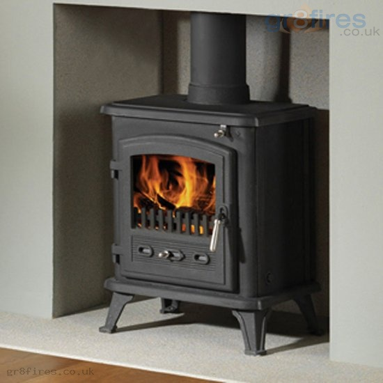 Can you use household coal in wood-burning or multi-fuel stoves