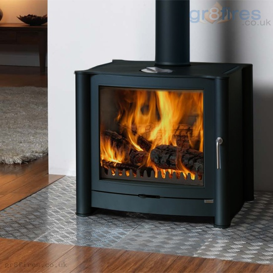 Firebelly FB3 Black 18kw Woodburner
