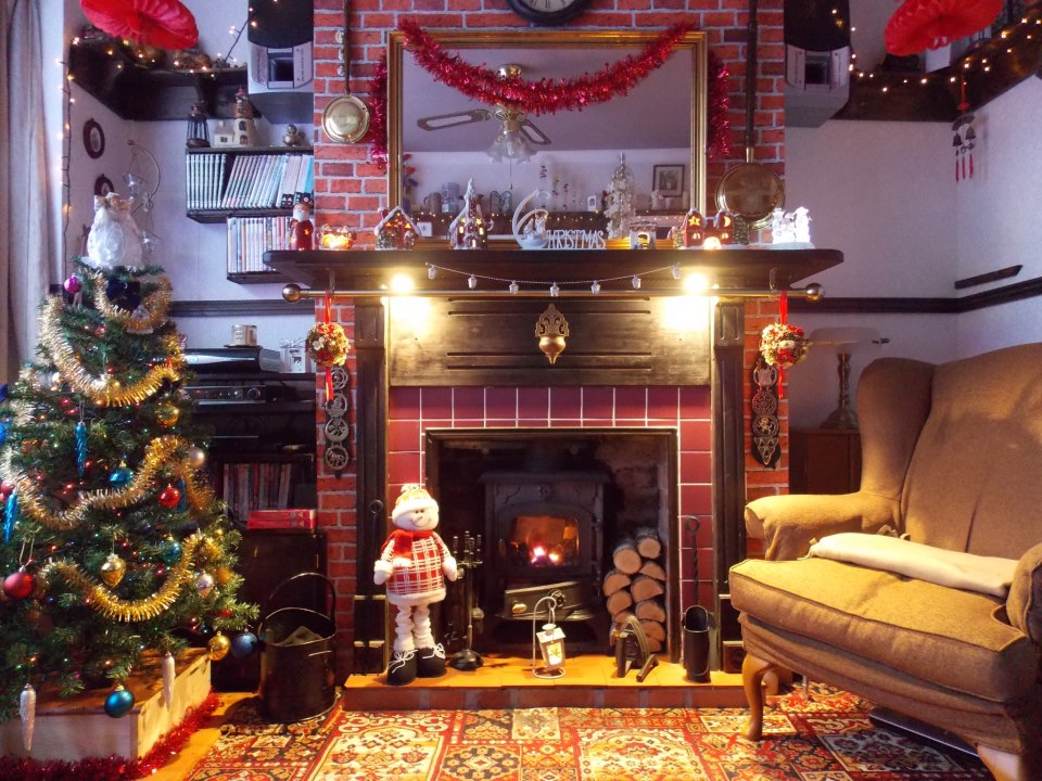 How to get the most out of your wood-burning stove for Christmas