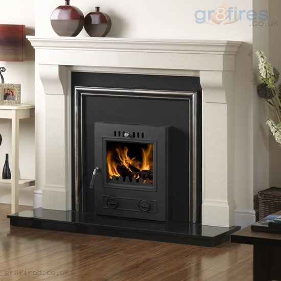 Inset Stove And Wood Burning Stove Vs Open Fire
