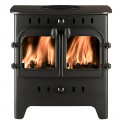 Tips on cleaning a wood-burning stove
