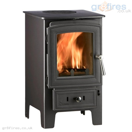6 Outstanding Recommended Small Wood-Burning Stoves - Smallest Wood Burning Stove WB Designs